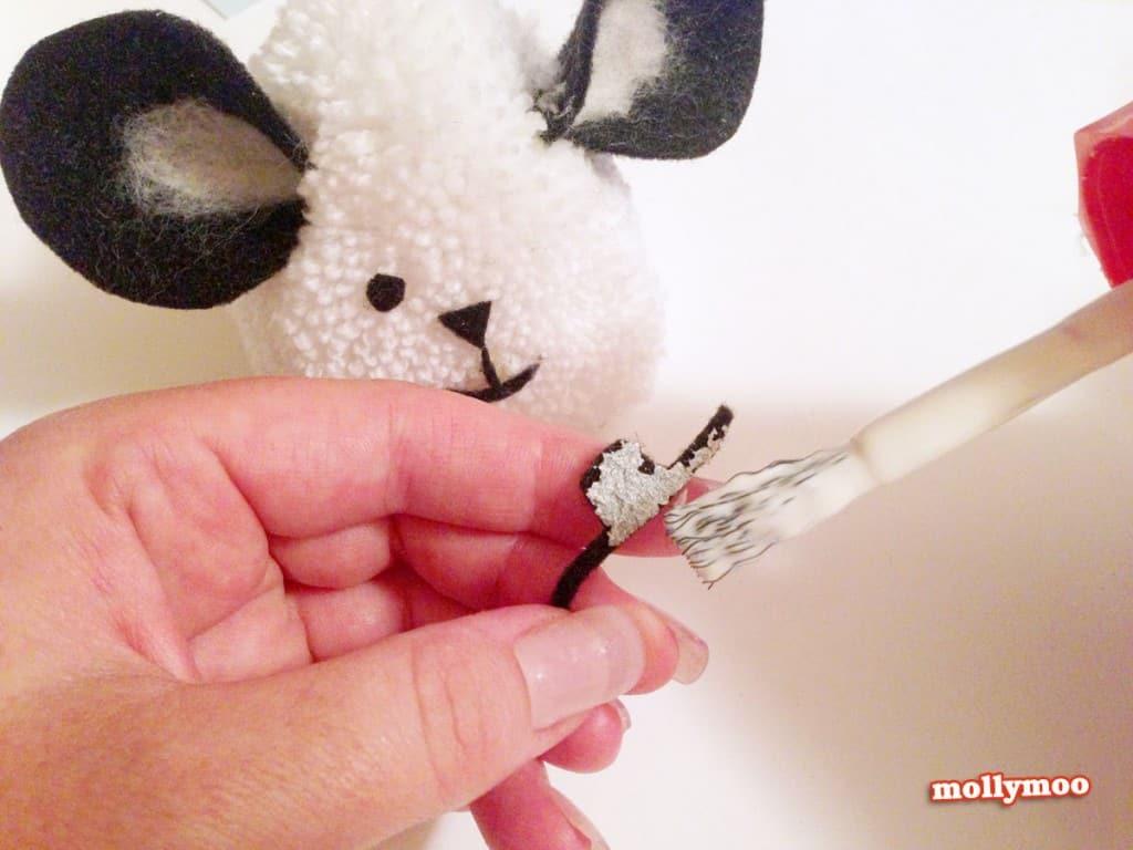 pom pom craft for kids