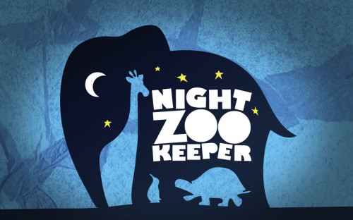 Fantastic creative fun for kids: download the Night Zookeeper!