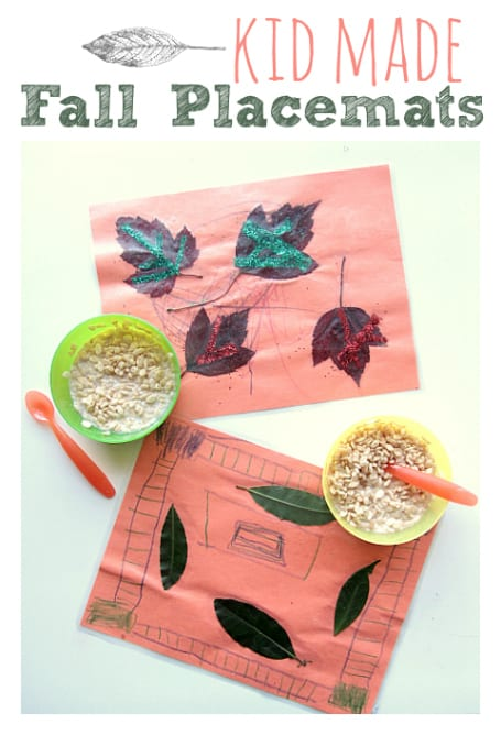 Fall-Placemat-crafts-for-kids-