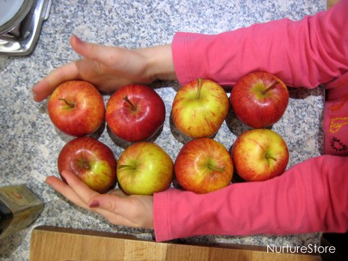 how to cook apples for apple crumble