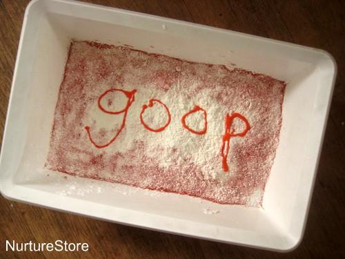 how to make goop recipe