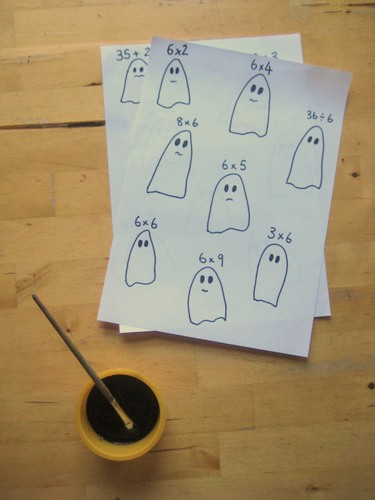 ghost math games