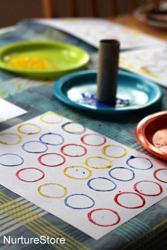 circle math games