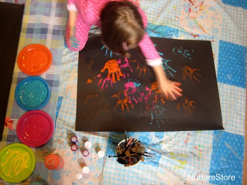children's painting ideas