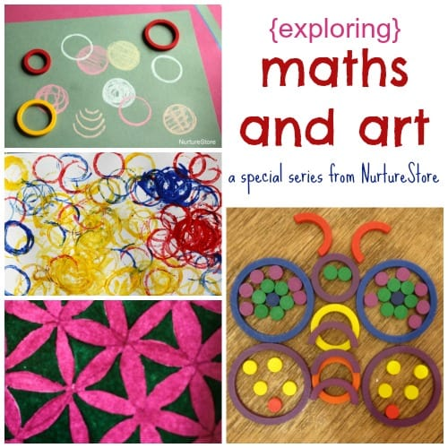 Exploring maths and art: a special series from NurtureStore