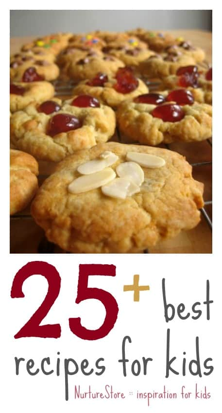 25+ great recipes for kids to try  NurtureStore