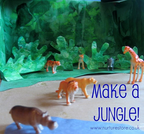 jungle small world