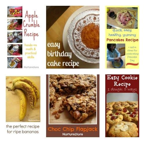 easy recipes for children