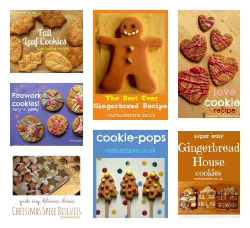 Fantastic gingerbread recipes for children | NurtureStore :: inspiration for kids
