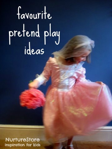 Great ideas for pretend play and dressing up for kids | NurtureStore :: inspiration for kids