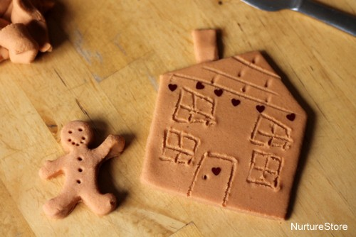 gingerbread man story activitites