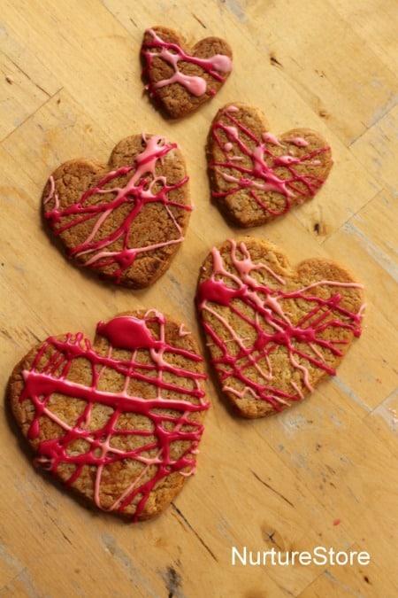 easy cookie recipe valentine