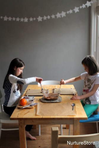 fun kids science experiements cooking recipe