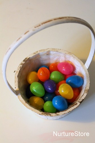 Easter egg hunt games