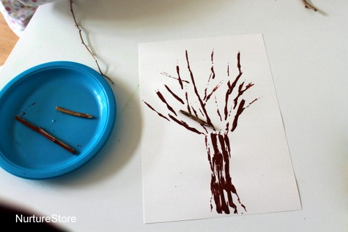 blossom tree craft