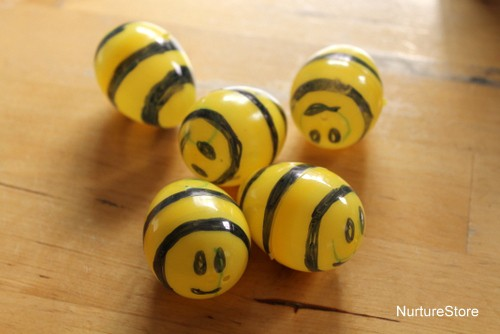 bumble bee activity