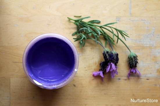 lavender paint recipe