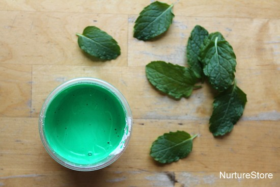 mint paint recipe