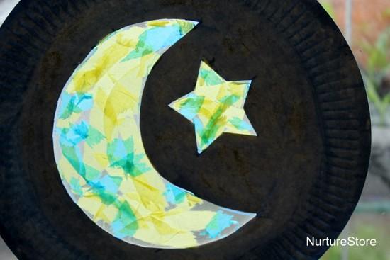 ramadan moon craft