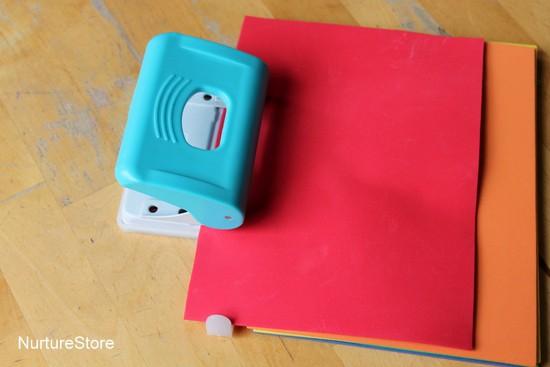 make a baby sensory book