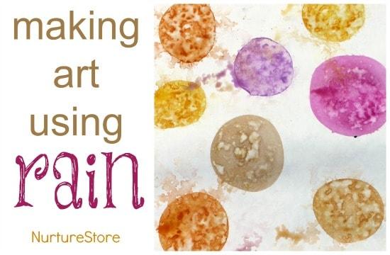 rainy day activities kids art ideas