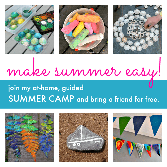 summer camp diy insta