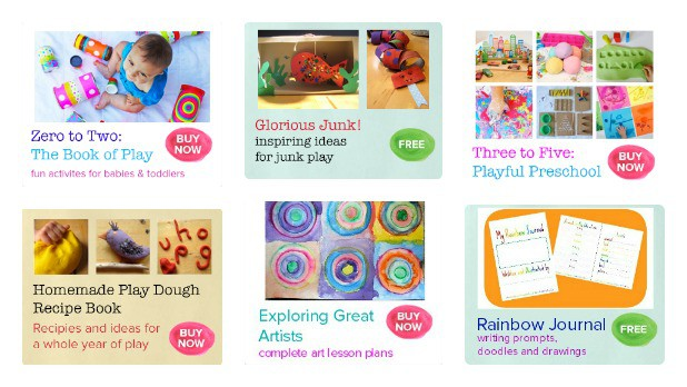 creative homeschool resources