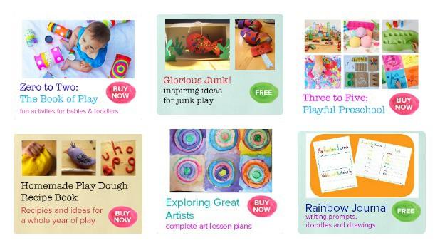 creative homeschool resources