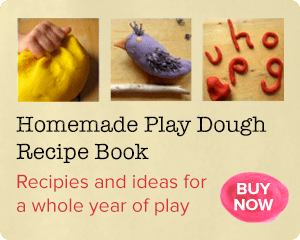 playdough recipe book