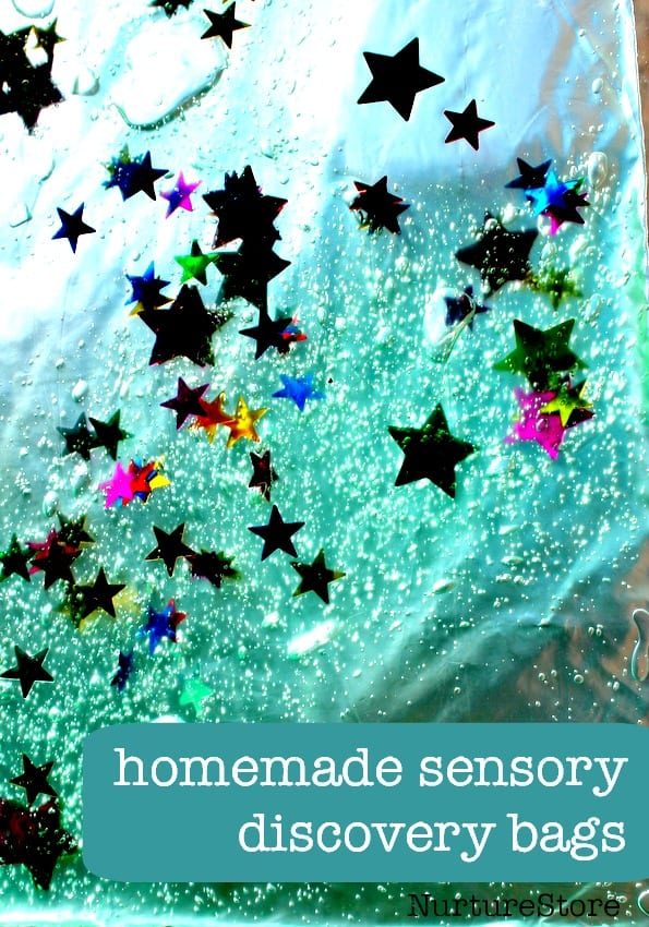 Sensory Bags For Babies Toddlers And Beyond Nurturestore