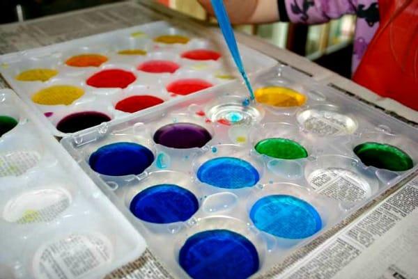rainbow activities science