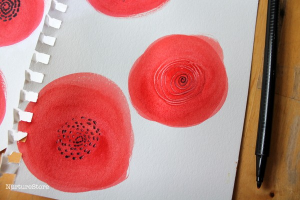 poppy craft for kids