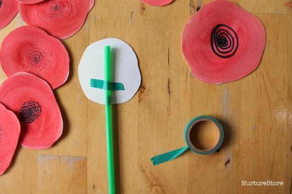 easy remembrance day craft for kids