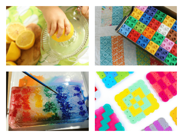 creative math activities for kids