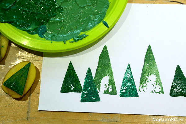 Homemade Christmas Crafts For Preschoolers