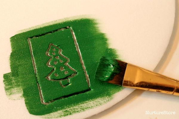 printing christmas cards