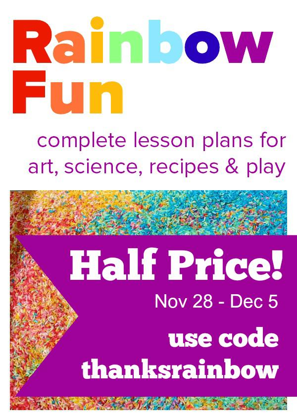 rainbow activities for kids thanksrainbow