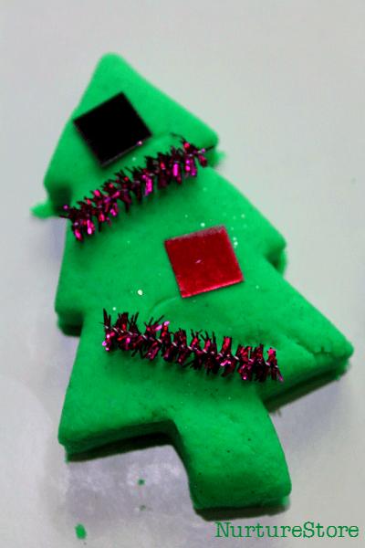 christmas sensory play ideas