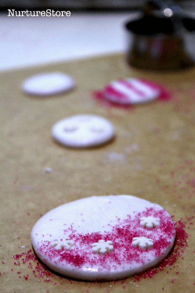 homemade peppermint creams 1