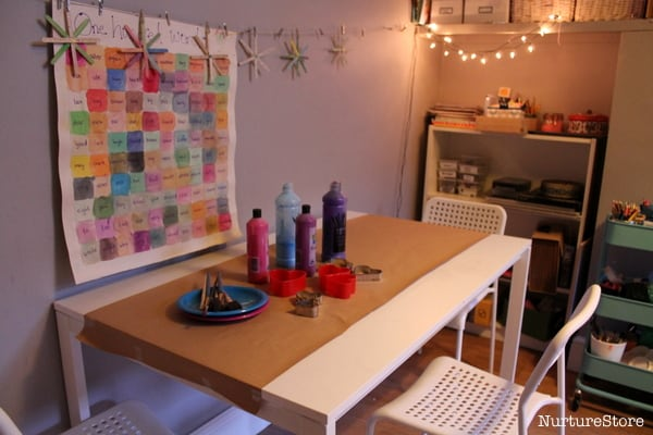 art projects for kids at home