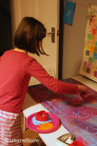 easy printing activity for kids