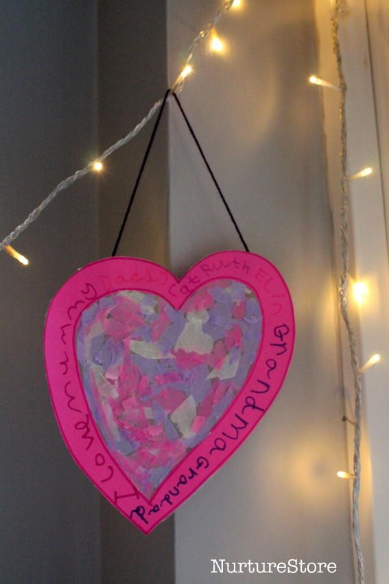 last minute valentine crafts for kids that's cute