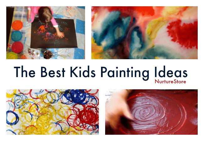 best kids painting ideas