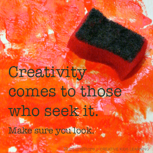 A fab site for creative kids learning ideas.