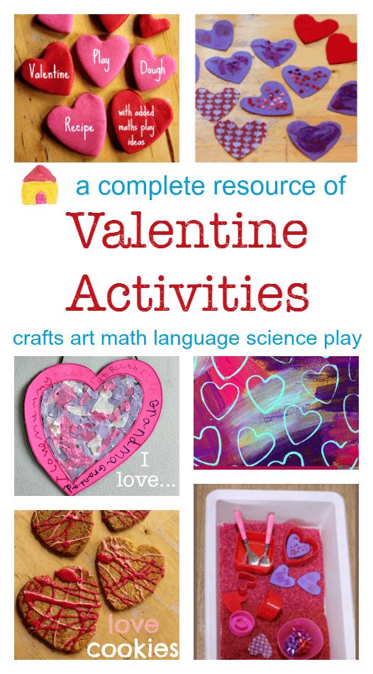 Valentine Crafts And Activities For Kids Nurturestore