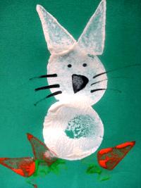 year of the rabbit craft