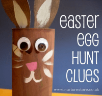 easter egg hunt clues 200