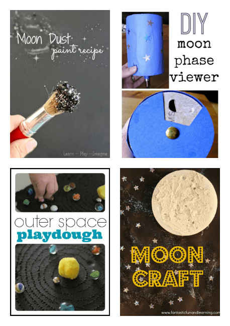 learn about the moon unit