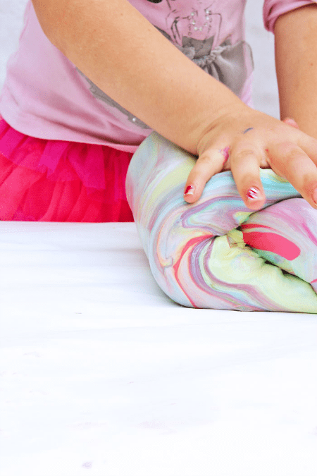 How-to-Make-Slime-Neon-Style-close-up