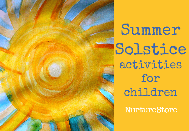 summer solstice activities for children